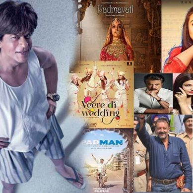 7 Bollywood films to look forward to in 2018