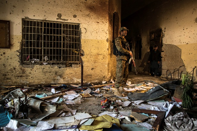 After Kabul attack, Washington urges Pakistan to 'take action' against Taliban leaders
