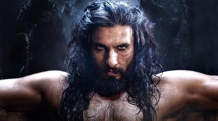 Ranveer Singh is obsessed with his 'monster' Khilji avatar in Padmaavat, shares photos