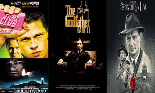 10 movies that were better than the book they were based on: Fight Club, Jurassic Park, The Godfather and others