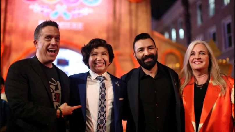 Pixar's 'Coco' strikes a chord in Mexico guitar town