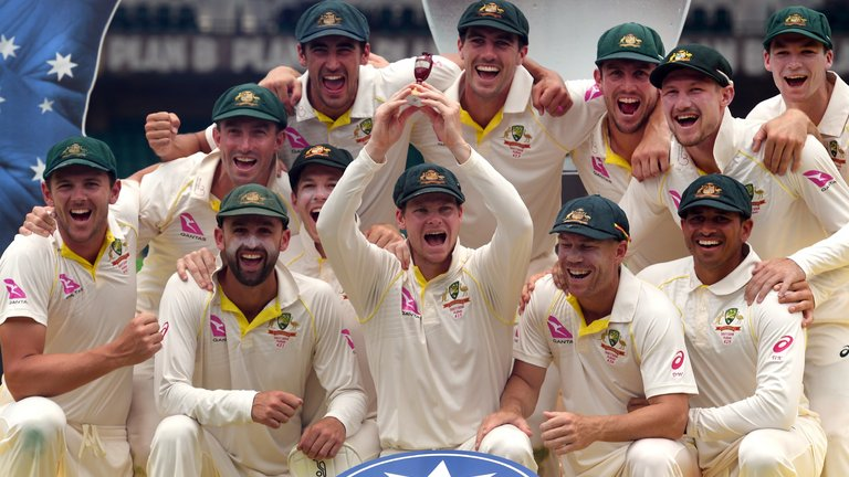 Australia complete England's Ashes misery with innings victory