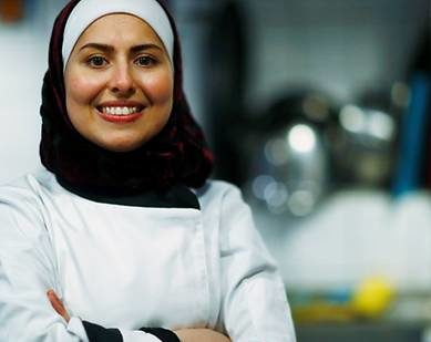 From refugee to chef: Berlin film festival to showcase Syrian cook