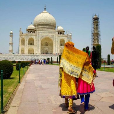 'Taj Mahal is dying'