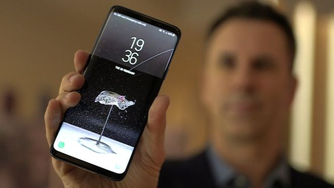 The good and the bad of the Galaxy S9, the new cell phone with which Samsung wants to maintain its dominance of the market on Apple's iPhone
