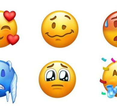 Redheaded, bald, frozen and even stunned: 157 new emojis that you'll soon be able to use on your cell phone