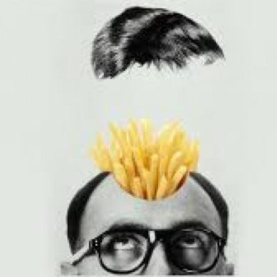 Hairfall? Try McDonald's Fries!