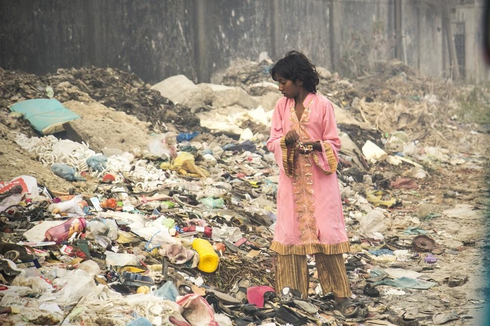 Only eight percent of children living on the streets in Pakistan are female. Most of them are picked up when they arrive on the streets and then sold off into prostitution for about Rs 25,000 each ($250). FARAS GHANI/AL JAZEERA