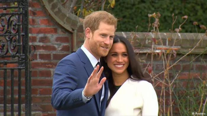 Prince Henry and Meghan Markle reveal more details about their wedding