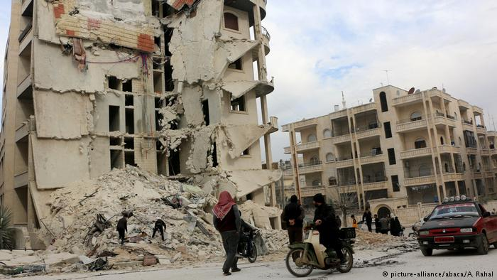 White Helmets accuse the Syrian Government of using poisonous gas