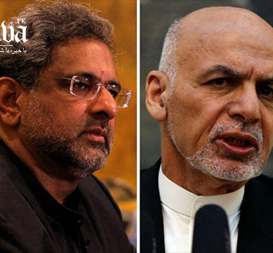 Abbasi meets Ghani regardless of tensed situation between Pakistan and Afghanistan
