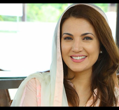 Reham Khan leaves Pakistan after receiving threats