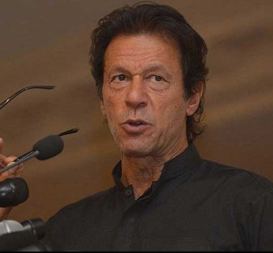 Nawaz Sharif thinks an elected PM is above the law: Imran Khan