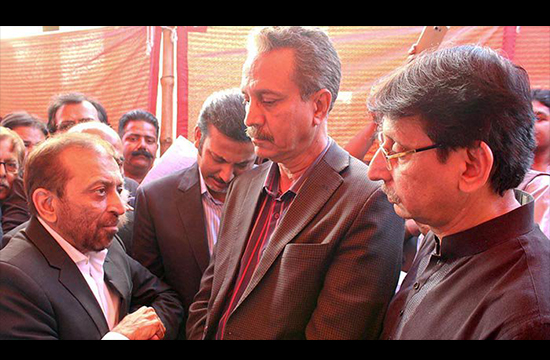 Rift in MQM-P continues: Rabita Committee fails to wrest signing authority from Sattar