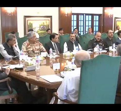 CM Sindh chairs top-level meeting on PSL arrangements