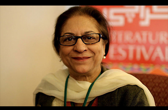 Human Rights Lawyer and Social Activist Asma Jahangir passed away in Lahore