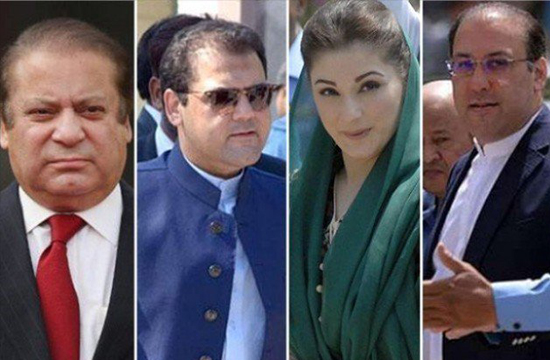 Azizia case: Chairman NAB approves filing two supplementary references against Sharifs