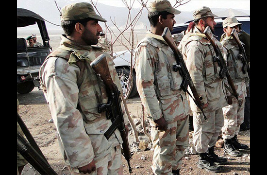 Four FC personnel martyred in targeted attack in Quetta