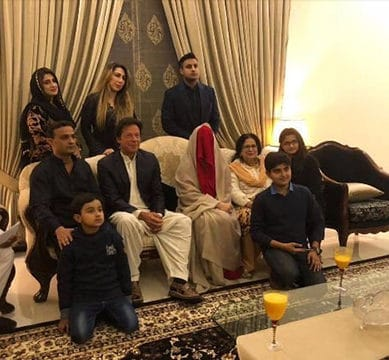 Third time's the charm: Wedding bells ring for Imran Khan again