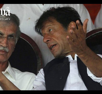 NAB orders inquiry into Imran's use of KP CM's official helicopters