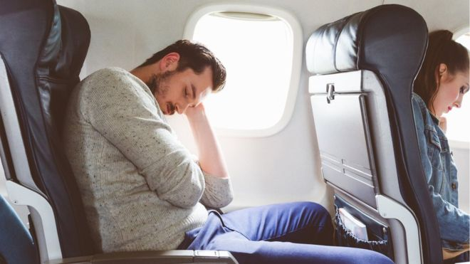 Simple techniques for getting a good night's sleep on an airplane and preventing your flight from being a nightmare