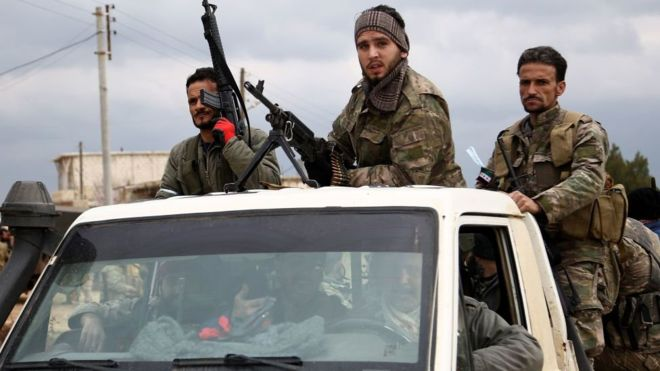 Will Russia, the United States and international powers in conflict end in a direct war in Syria?