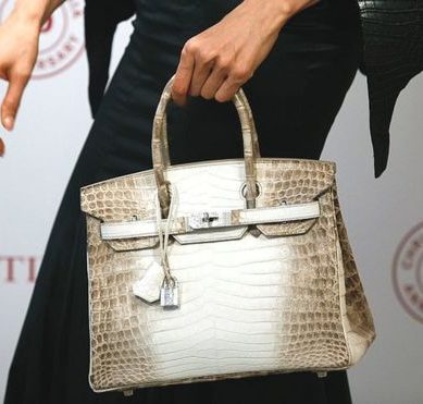Birkin, Hermès portfolio that costs as much as a house