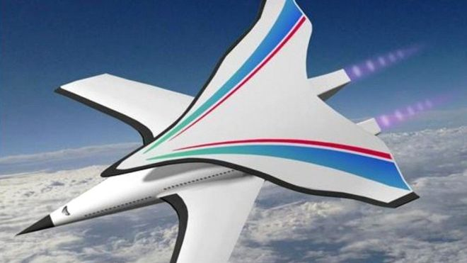 China's ambitious plans to build hypersonic transport aircraft