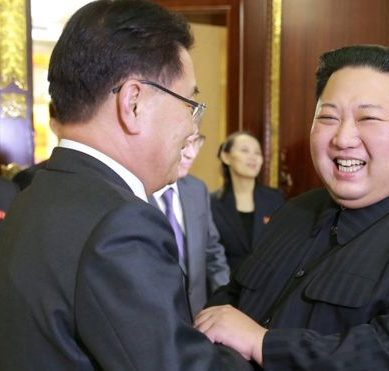 Why does North Korean leader Kim Jong-un seem ready to negotiate with the United States now?