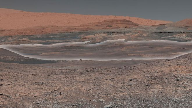 In photos: the amazing observations of NASA's Curiosity robot after spending 2,000 days on Mars