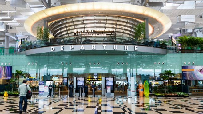 The impressive attractions of Changi Airport in Singapore that make it considered the best in the world for the sixth consecutive year