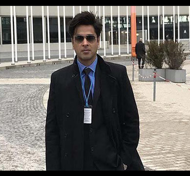 Shehzad Roy represents Pakistan at UNODC session in Vienna