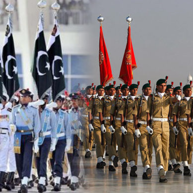 Pakistan Armed Forces ranked 13th most powerful on Global Firepower Military Strength Index