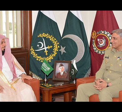 Pak-Saudi relations based on trust, COAS tells Imam-e-Kaaba