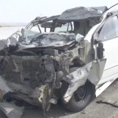 4 Killed, 2 Injured Near National Highway, Karachi