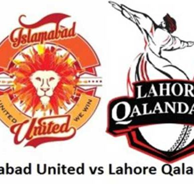 Islamabad United to Bowl First Against Lahore Qalandars