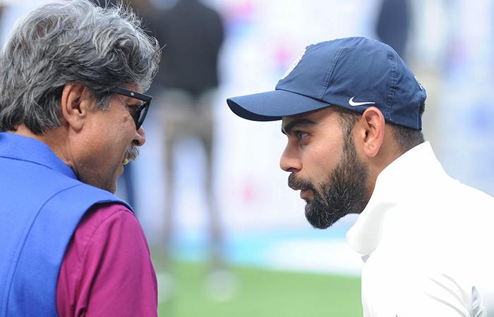 """Virat Kohli to play for County Championship before summer's Test series against England"" says former skipper Kapil Dev"