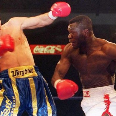 British boxer dies after victory in combat