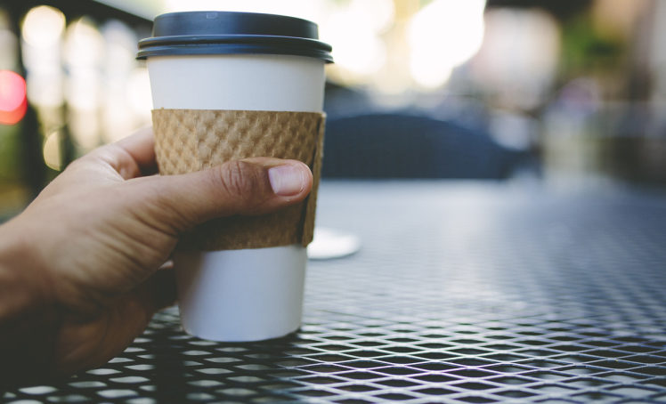 Attention! You may be taxed for using coffee cups, chewing gum in Britain.