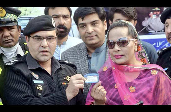 KP govt issues driving licences to two transgender persons