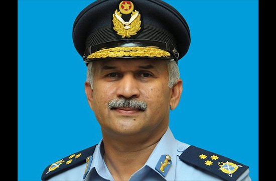 Air Marshal Mujahid Anwar Khan designated as new Chief of Air Staff