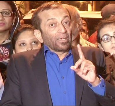 Sattar wants public to decide on disqualification as MQM-P convener