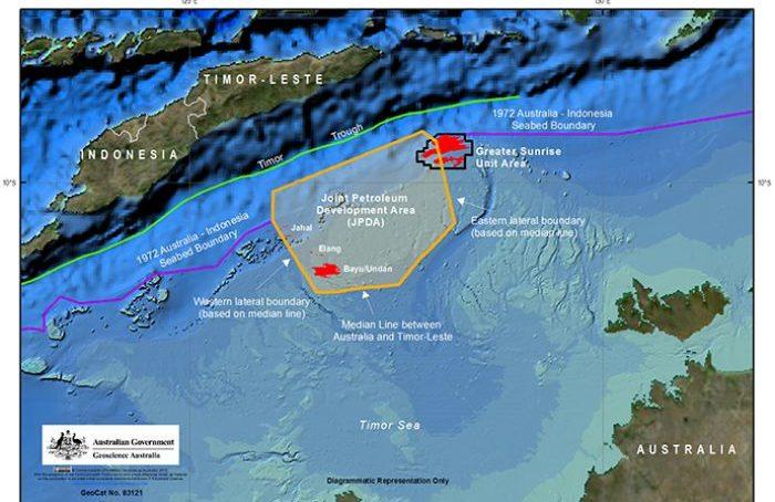 Australia and East Timor's Historic Maritime Treaty