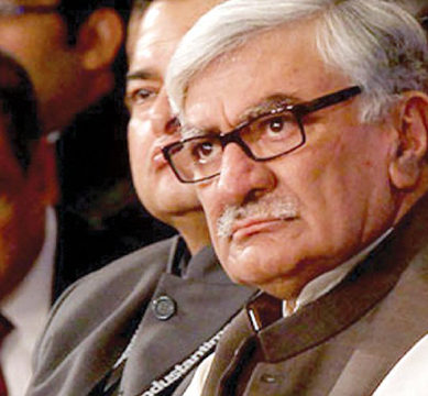 Asfandyar Wali asks CJP to take notice of corruption in Billion Tree Tsunami Project in Khyber Pakhtunwa