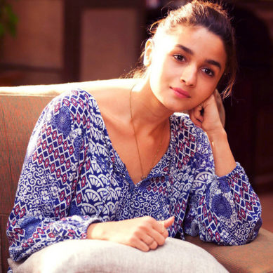 The Bollywood Diva, Alia Bhatt injures herself in an accident