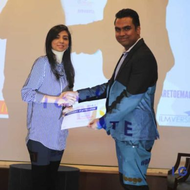 Ignite – An event for empowering women in Pakistan