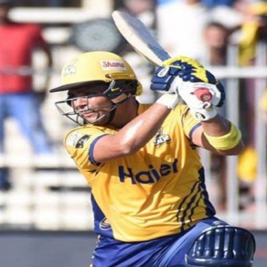 Kamran nailed an ebullient knock as Zalmis knocked down Kings
