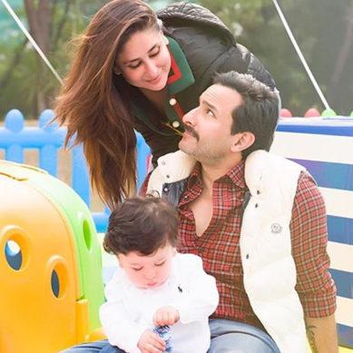 """Saif was ready to change Taimur's name to Faiz"" says Kareena"