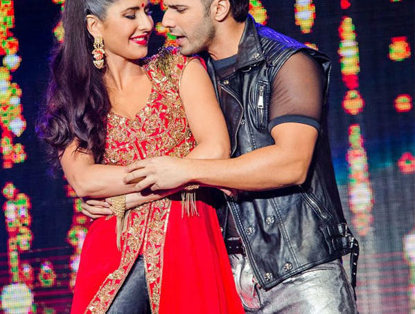 Katrina and Varun are finally pairing up