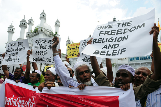 Enforcement of Curfew In Sri Lanka To Help Crack Down The Deadly Anti-Muslim Riots